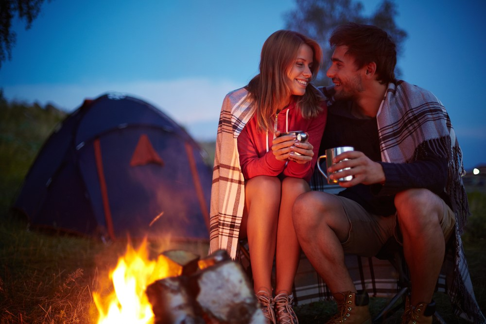 Camping with Your Partner? Why is it So Good