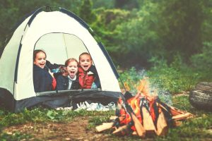 Essentials to Carry When Camping With Children