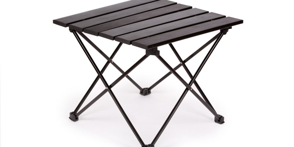 The Best Folding Camping Table for an Outdoor Reunion
