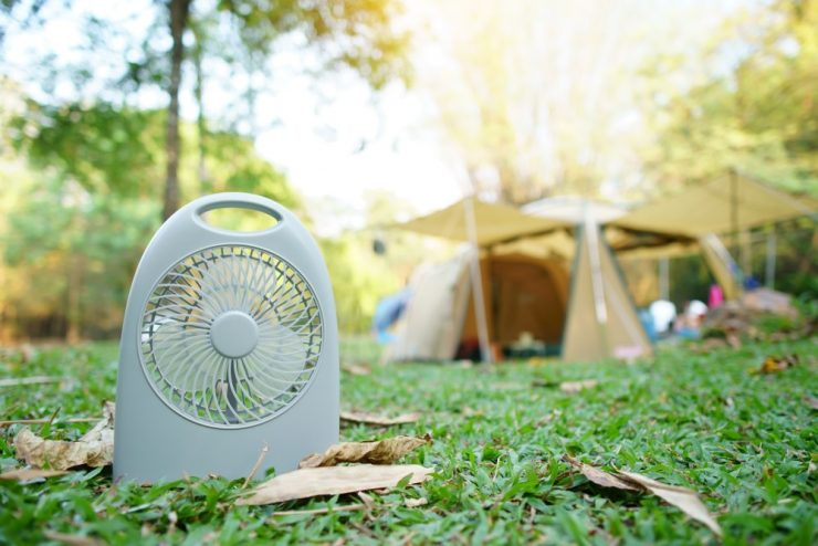 The Best Tent Fan for Your Next Camping Adventure
