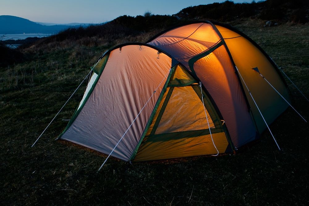 10 Best One Man Tent For Backpacking of 2019 (Buyer's Guide)