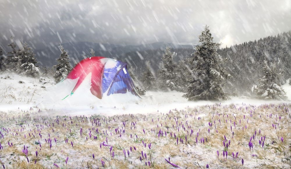 Best Cold Weather Tent for Winter Camping (Buyer's Guide)